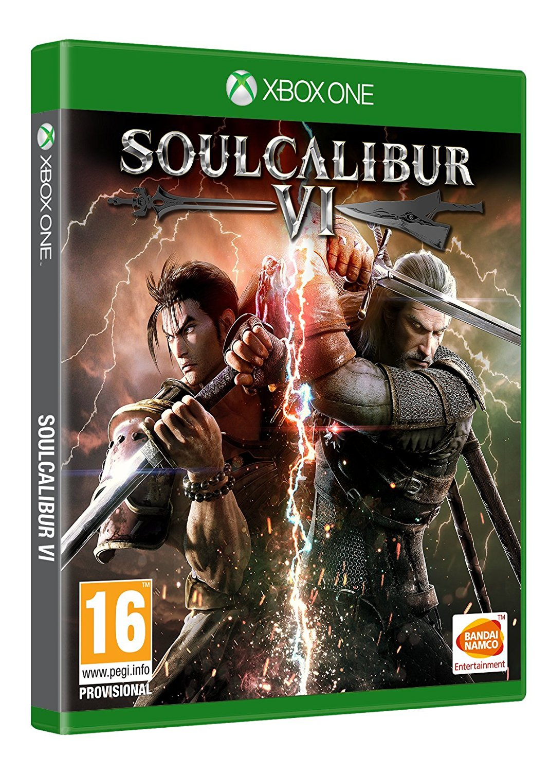 SOULCALIBUR VI(XBOX ONE)
