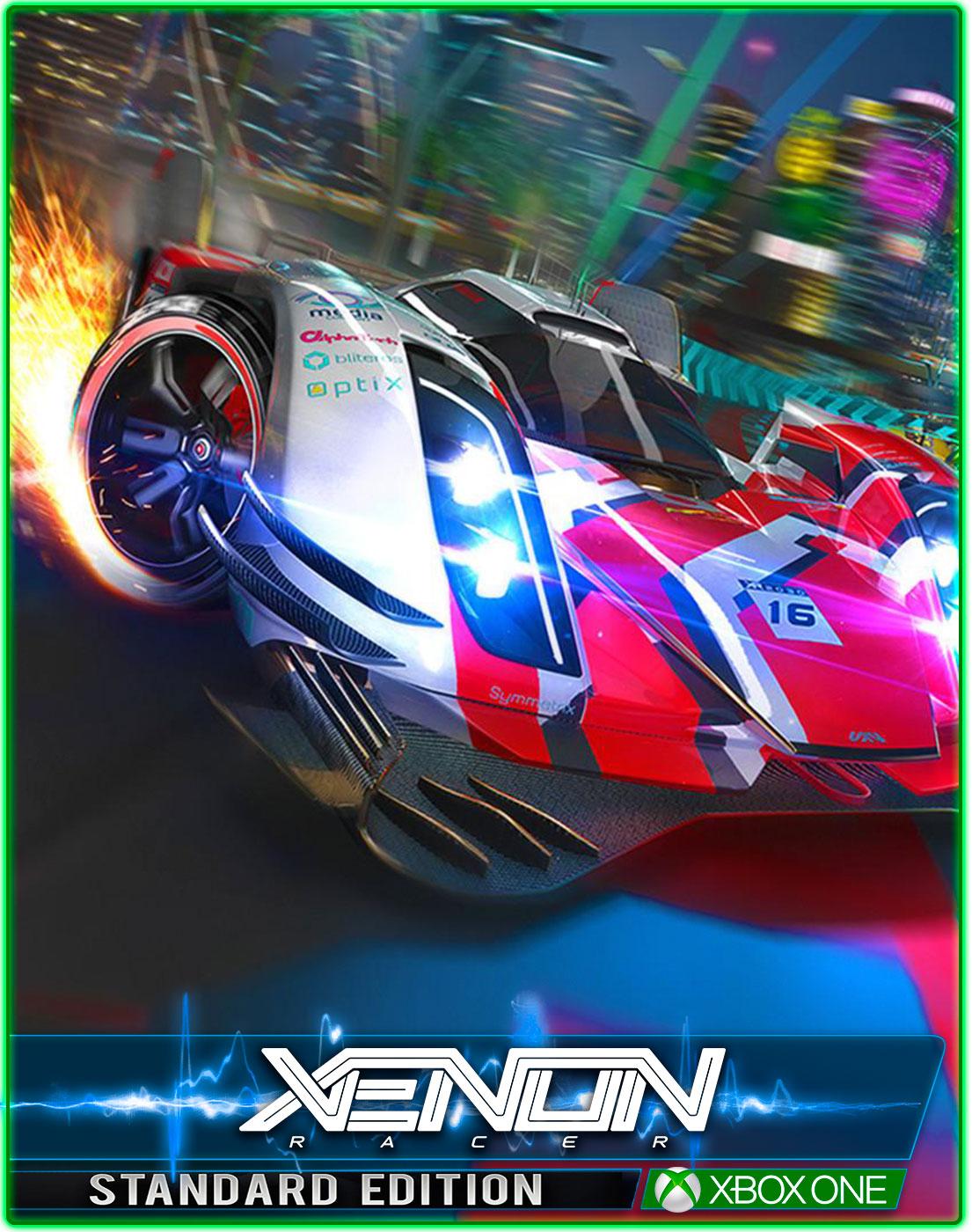 Xenon Racer(XBOX ONE) 2019