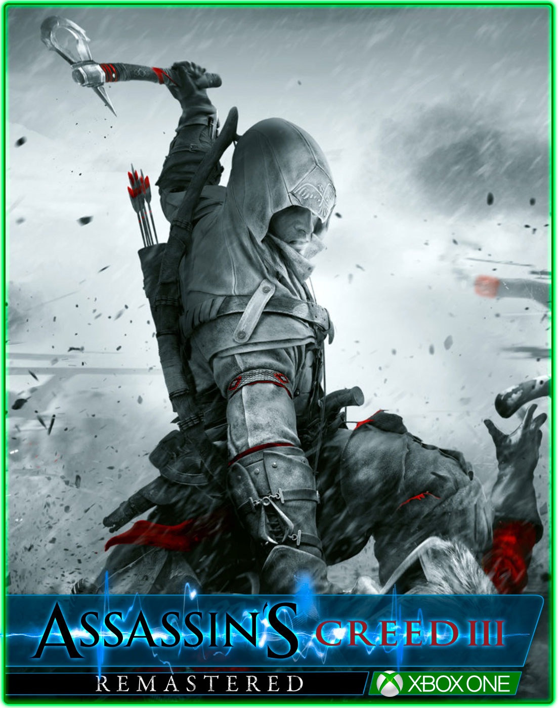 Assassin's Creed 3 Remastered(XBOX ONE) 2019