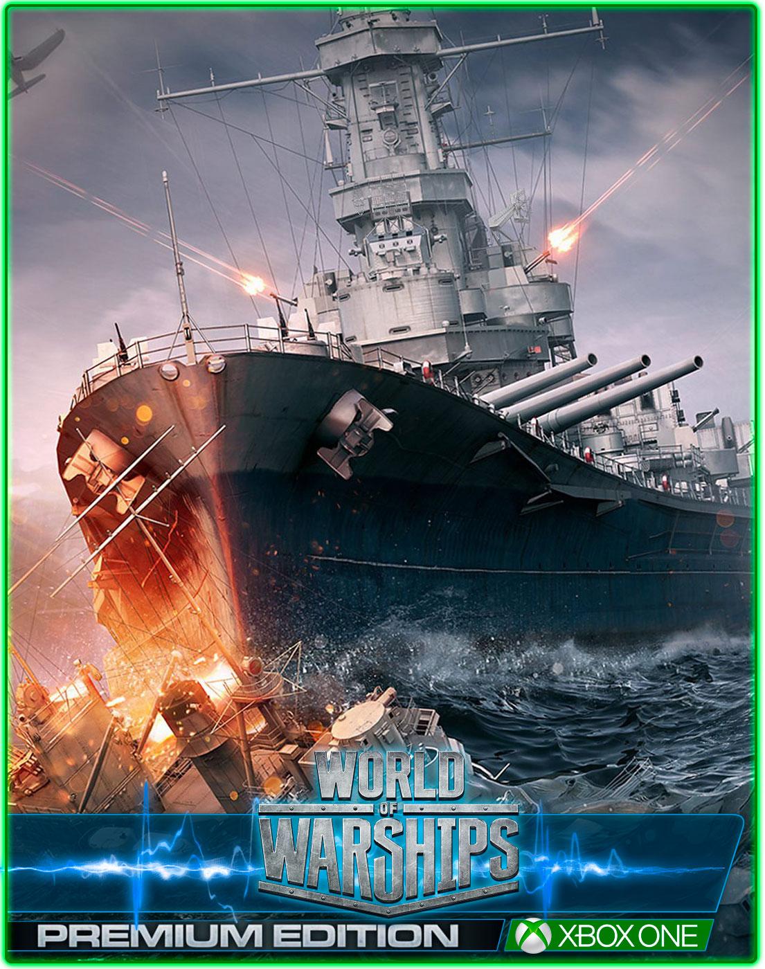 World of Warships Legends Premium(XBOX ONE) 2019