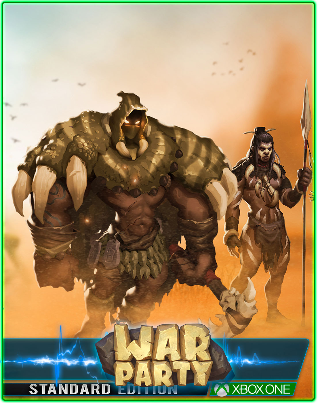 Warparty(XBOX ONE) 2019