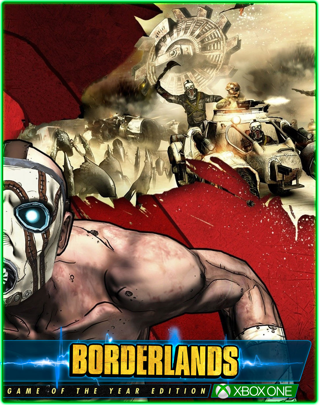 Borderlands Game of the Year Edition(XBOX ONE) 2019