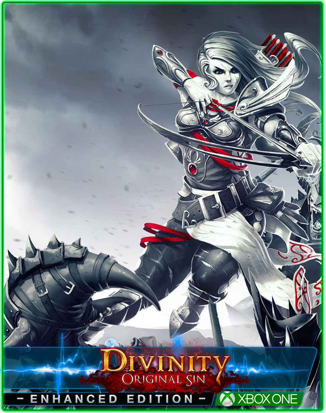 Divinity Original Sin Enhanced(Global Key+VPN XBOX ONE) 2019