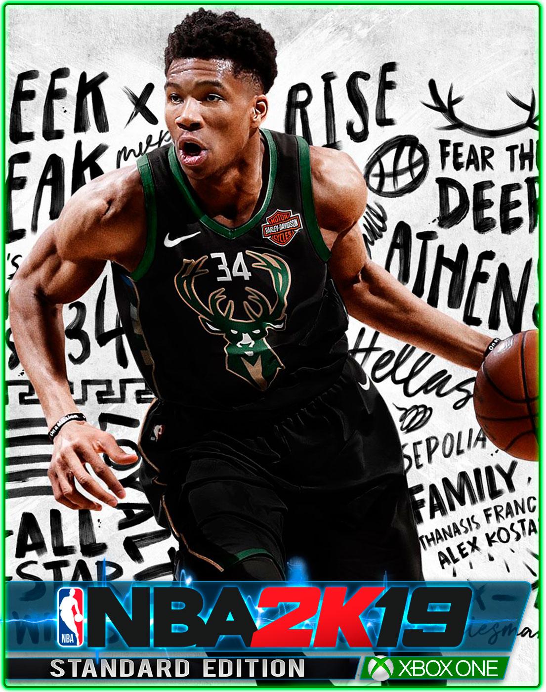 NBA 2K19(Global Key+VPN XBOX ONE) 2019
