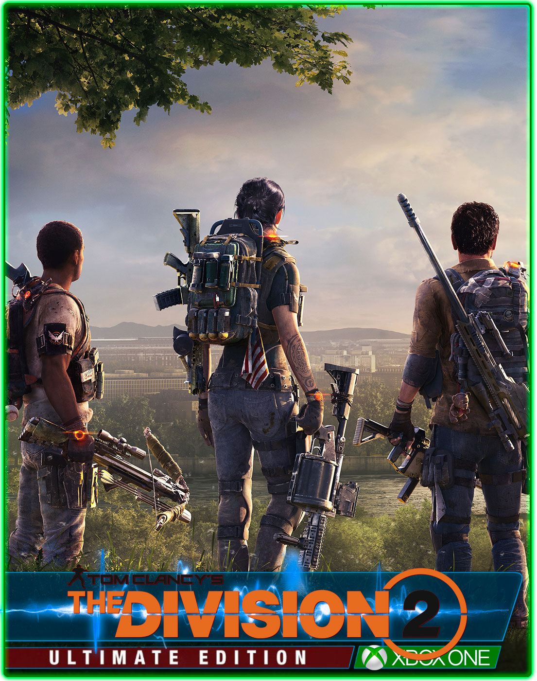 Tom Clancy's The Division 2 Ultimate Edition(XBOX ONE) 2019