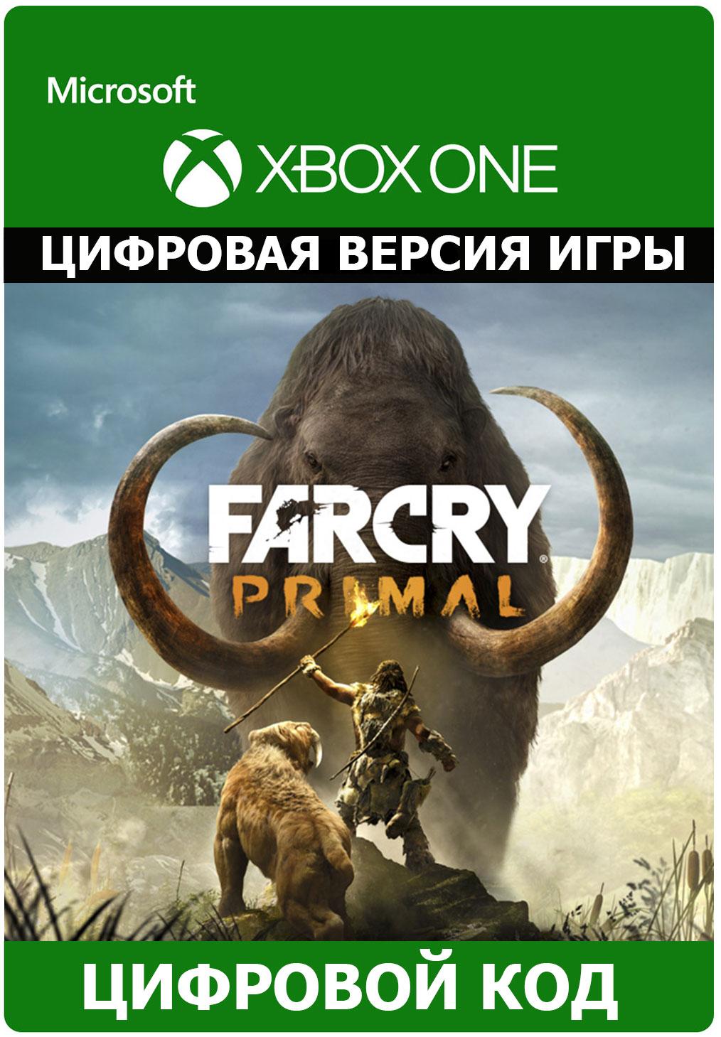 Far Cry Primal XBOX ONE/Xbox Series X|S ключ