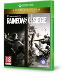 Tom Clancys Rainbow Six Siege Gold Edition(XBOX ONE)