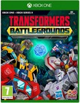 Transformers: Battlegrounds XBOX ONE