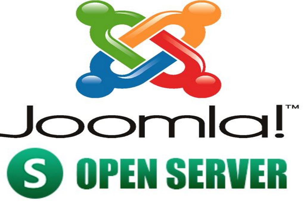Downloading and installing Joomla and Open Server