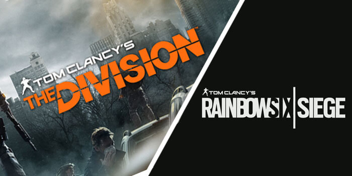 Tom Clancy´s The Division + Rainbow Six Siege