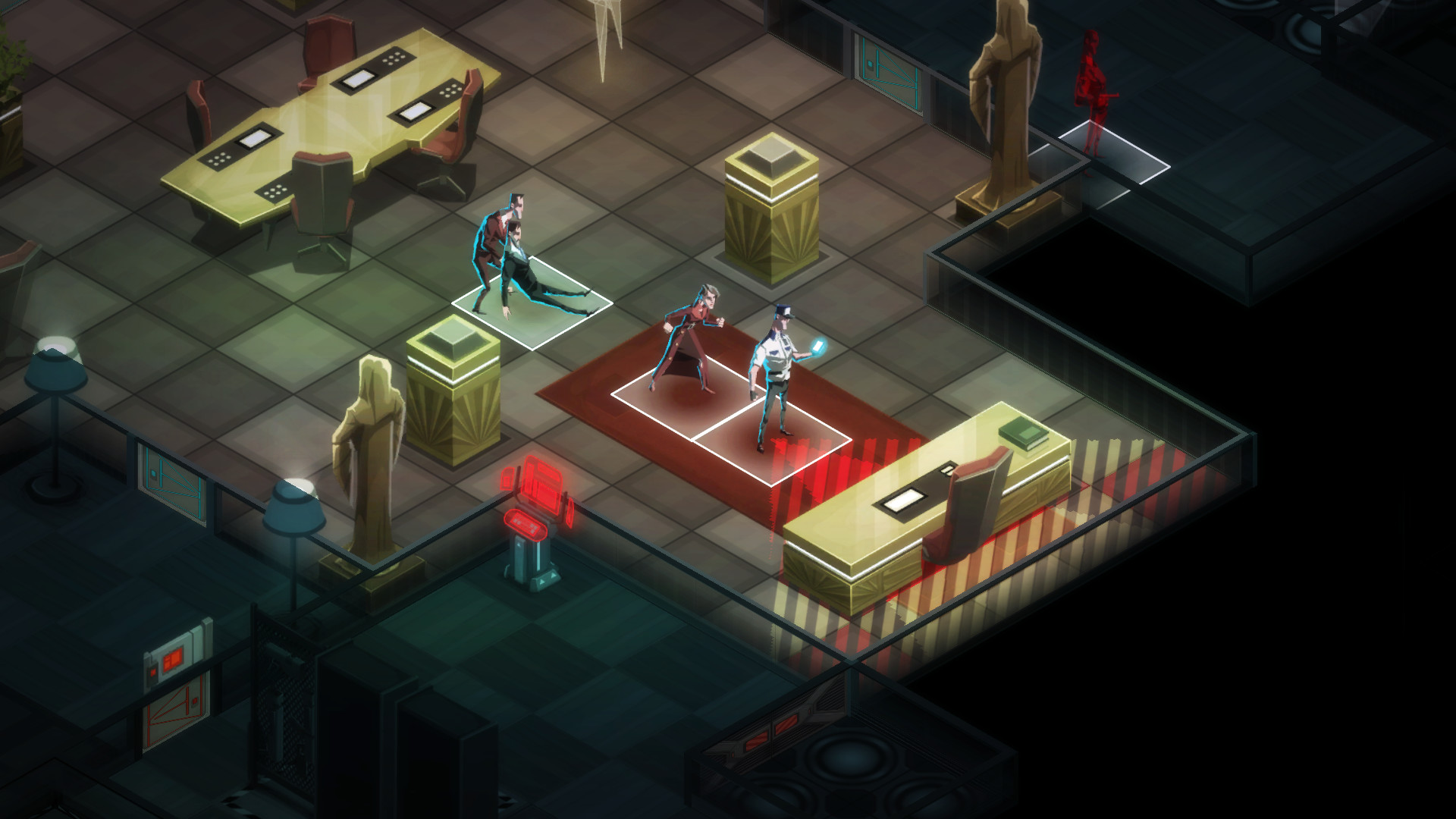 Invisible, Inc. (Steam Gift / RU + CIS)
