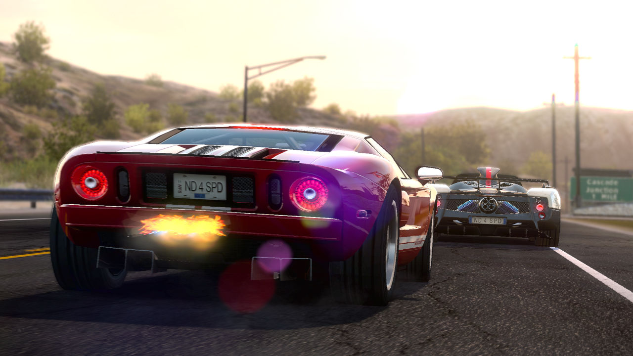 Need For Speed: Hot Pursuit (Steam Gift / RU + CIS)