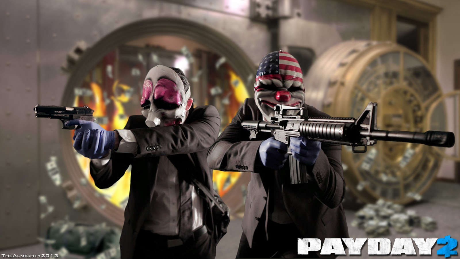 PAYDAY 2: GOTY Edition (Steam Gift RU+CIS)