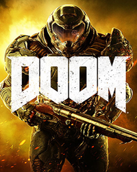 DOOM 2016 RU+GIC / STEAM CD-KEY