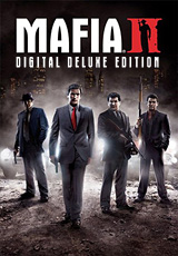 Mafia II Digital Deluxe Edition (Steam) / RU + CIS