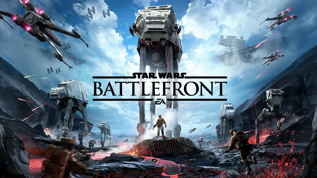STAR WARS BATTLEFRONT |ORIGIN| RU/PL