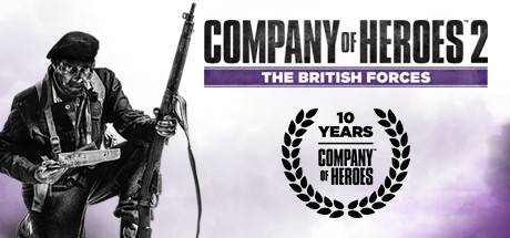 Company of Heroes 2 : The British Forces (Steam) RU+CIS