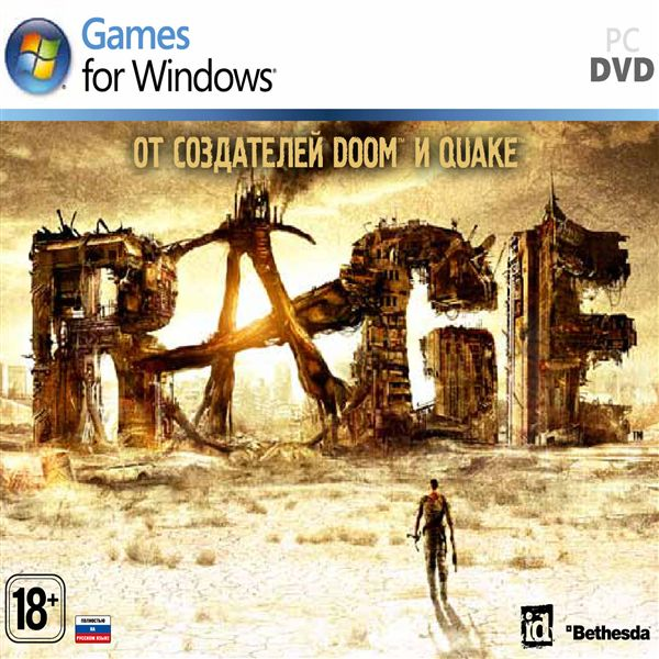 Rage (steam key) region free