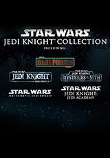 Star Wars Jedi Knight Collection (Russia + GIS)