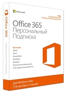 Office 365 Personal 1PC+1Tab 1y CIS and Georgia AllLang