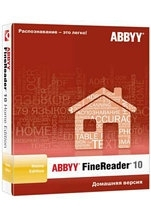 ABBYY FineReader 10 Home Region Free RUS ENG