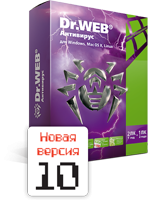Dr.Web Antivirus 1 PC 1 Year New License REG FREE