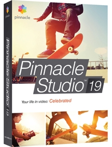 Pinnacle Studio 19 Standard REGION FREE ALL LANGUAGES