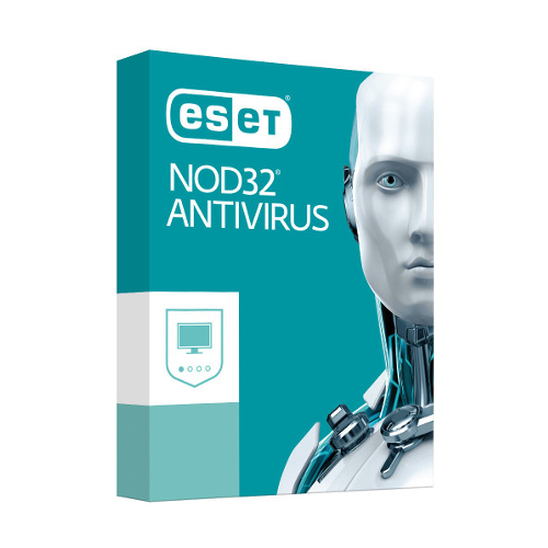ESET NOD32 Antivirus 1 PC 1 year REGION FREE