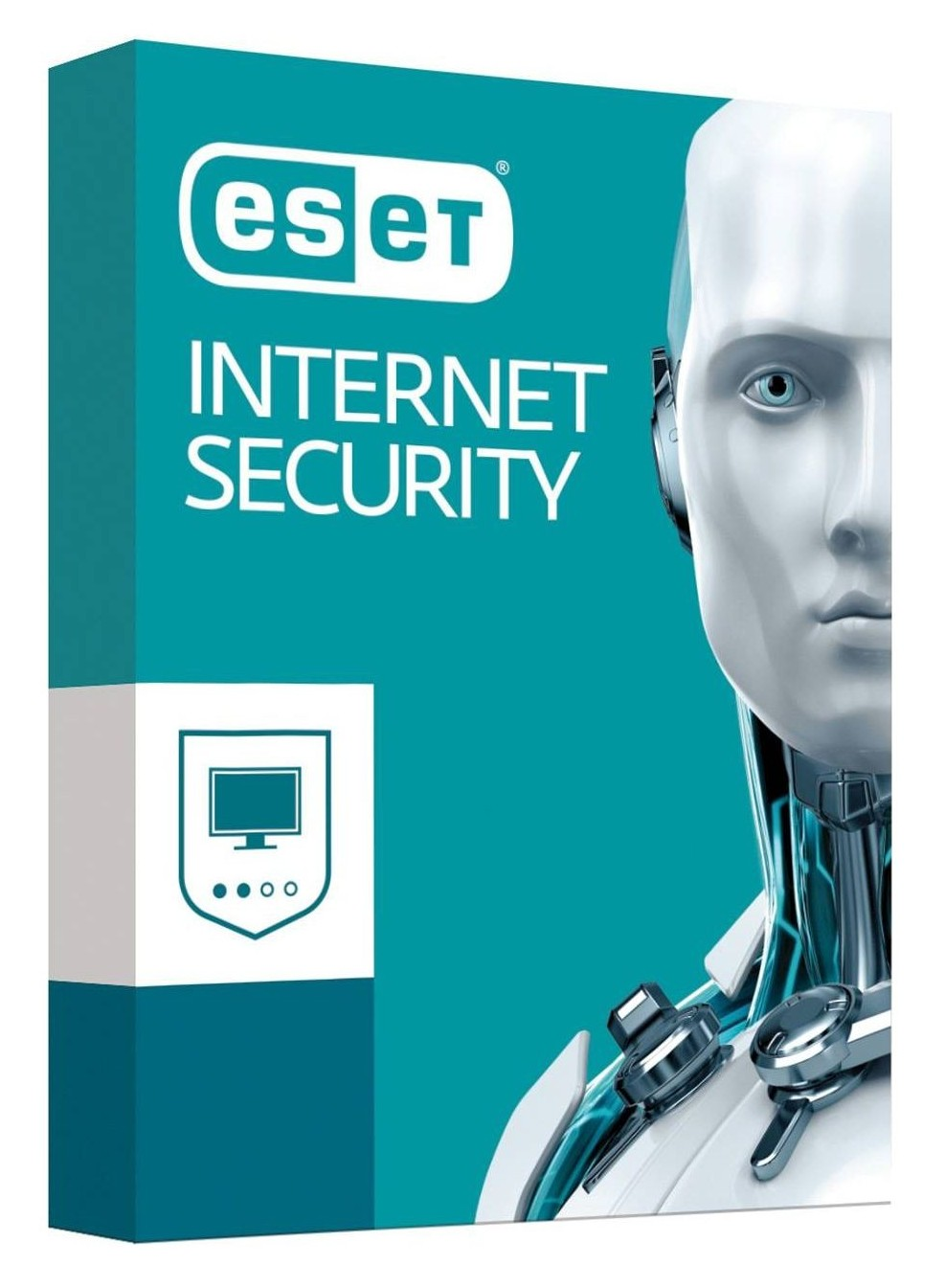 ESET NOD32 INTERNET SECURITY - New license 3 PC 2 Year