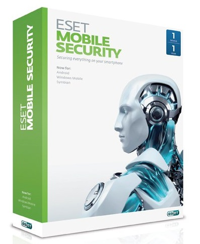 ESET NOD32 Mobile Security 1 device 1 year Android
