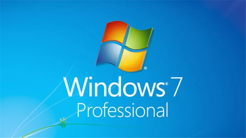 Windows 7 Professional 1 PC full 32-bit/64-bit Rus