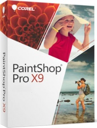 Corel PaintShop Pro X9 REGION FREE MULTILANG