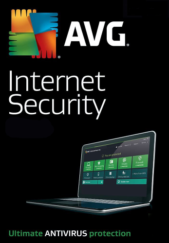 AVG Internet Security 2018 3PC 1y RegFree All Languages