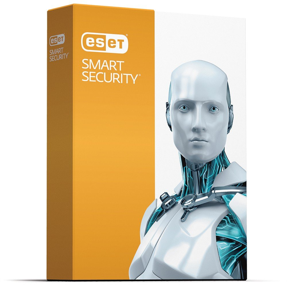 ESET NOD32 Smart Security 1 PC 1 Year Reg Free NewLic