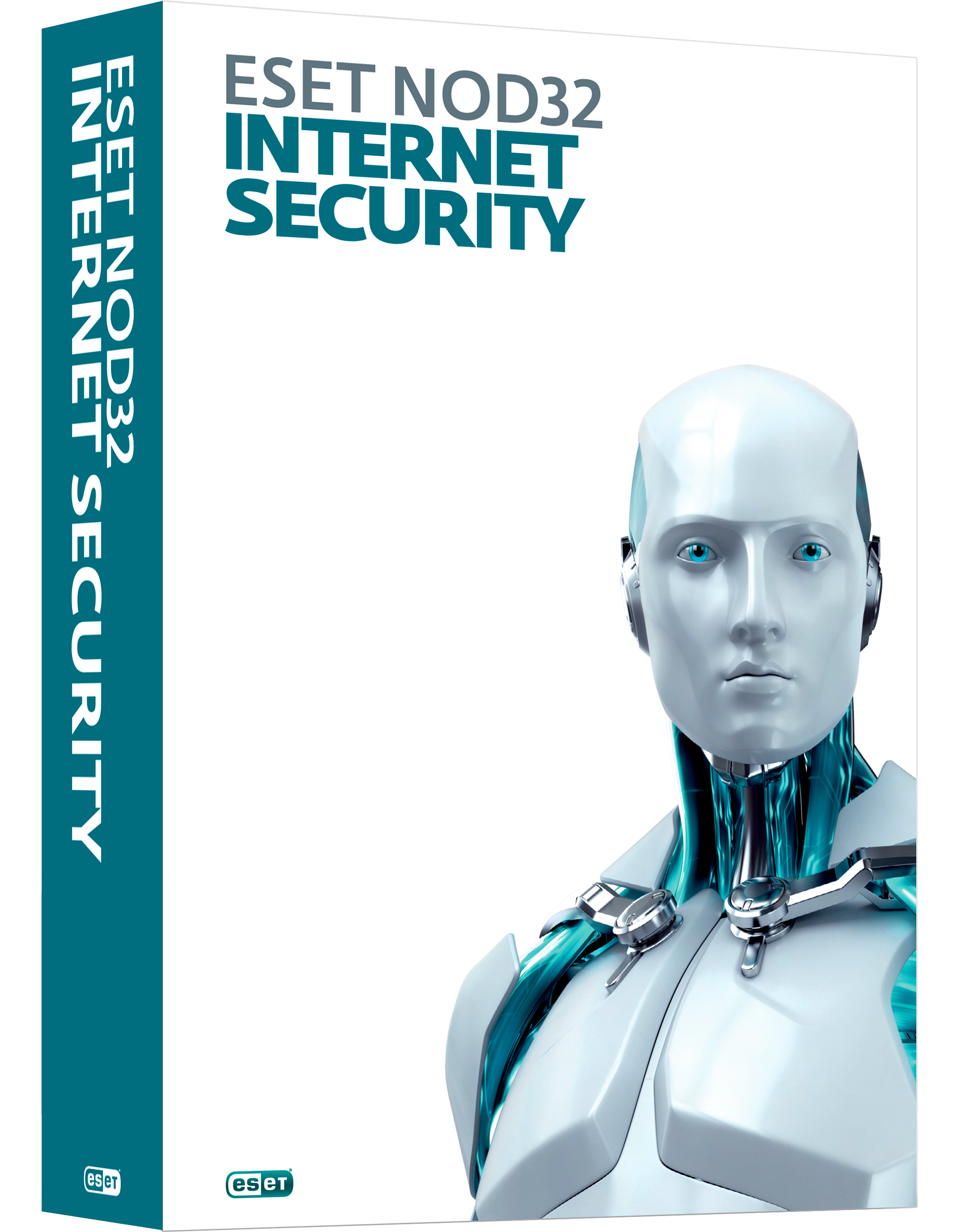 ESET NOD32 INTERNET SECURITY 2 years 1 PC WINDOWS