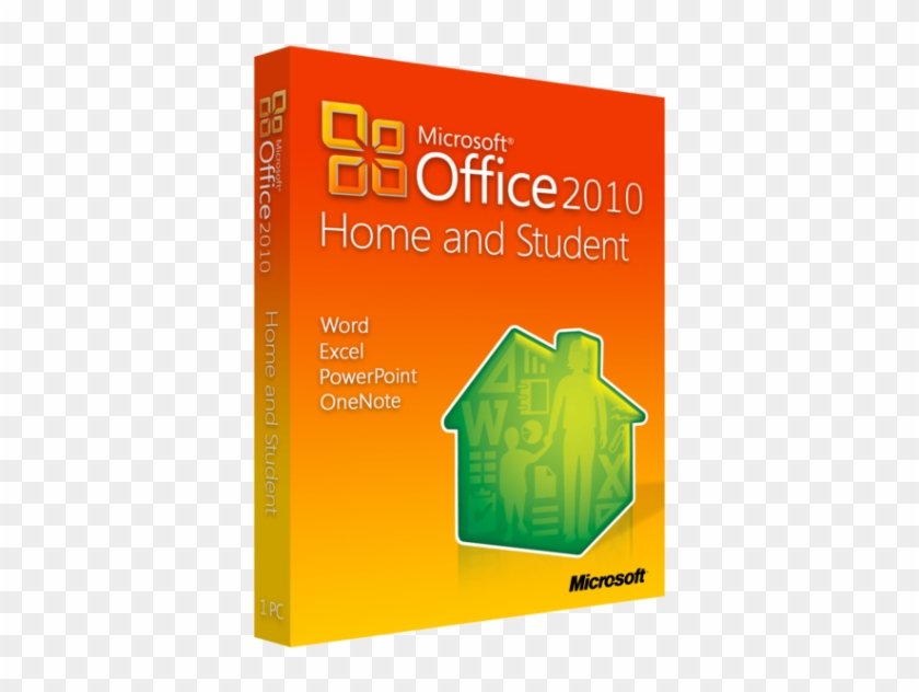 Office 2010 Home Student 1PC Windows