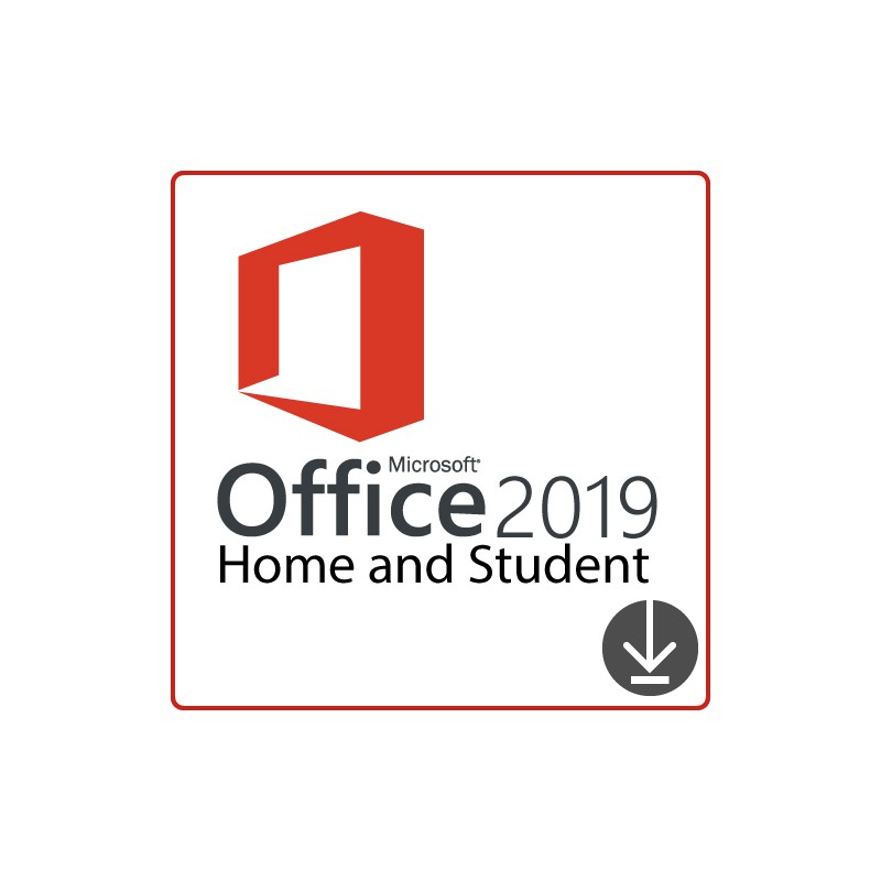 Office Home and Student 2019 1 PC WINDOWS 10