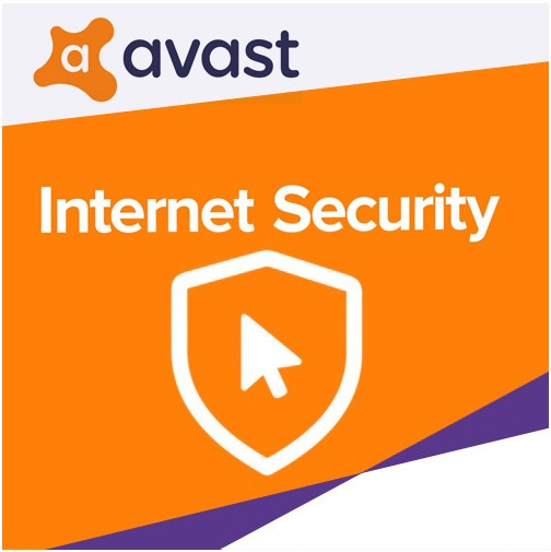 AVAST INTERNET SECURITY 1 PC 1 YEAR