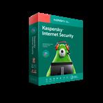 Kaspersky Internet Security 5 устройств 1 год Продление