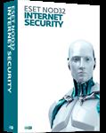 ESET NOD32 INTERNET SECURITY 1 год 1 ПК Windows