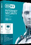 ESET NOD32 INTERNET SECURITY 5 лет 1 ПК Windows