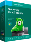 Kaspersky Total Security 2 устр. 1 год Новая Лицензия