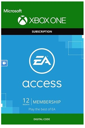 EA ACCESS 12 months (XBOX ONE) Region Free