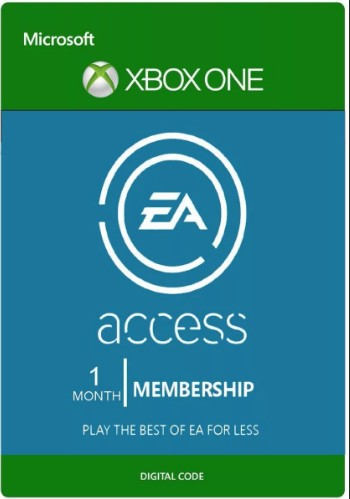 EA ACCESS 1 month (XBOX ONE) Region Free