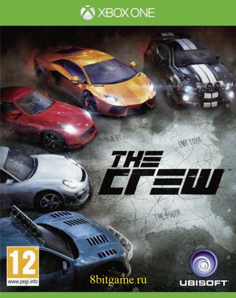 The Crew (Xbox One / Windows 10) Region Free 2019