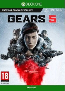 Gears 5 + Gears of War 4 (XBOX ONE / Windows 10) GLOBAL