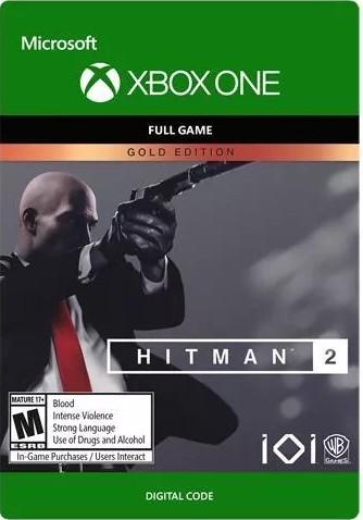Hitman 2 Gold Edition (XBOX ONE)