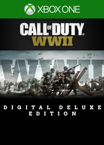 Call of Duty: WWII - Digital Deluxe (XBOX ONE)