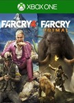 Far Cry 4 + Far Cry Primal Bundle (XBOX ONE)