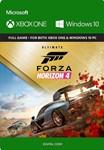 Forza Horizon 4 Ultimate Edition (XBOX ONE /WIN10)